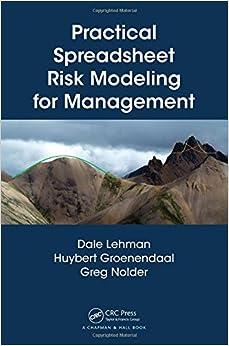 Practical Spreadsheet Risk Modeling for Management