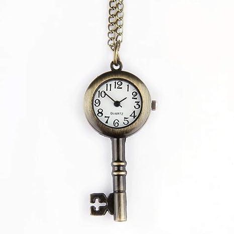 Llavero De La Personalidad Reloj De Bolsillo Reloj De ...