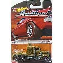 LONG GONE (18 of 18) * Redlines / Heritage Series * 2015 Hot Wheels 1:64 Scale Die-Cast Vehicle by Mattel
