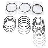 Evan-Fischer EVA21462221851 Piston Ring Set for Cirrus 95-97/PT Cruiser 01-10 Standard Size Ring Set 4 Cyl 2.4L