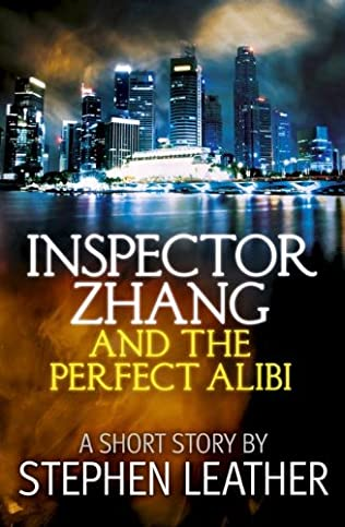 book cover of Inspector Zhang And The Perfect Alibi