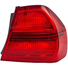 Passengers Taillight Quarter Panel Mounted Tail Lamp Replacement for BMW 63217161956
