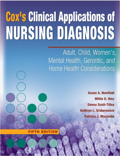 Clinical Applications of Nursing Diagnosis: Adult, Child, Women's, Psychiatric, Gerontic, and Home Health Considerations