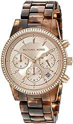 Michael Kors Women's Ritz Brown Watch MK6280
