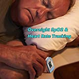 EMAY Sleep Oxygen Monitor with App for iPhone