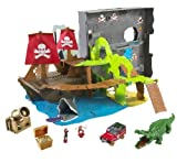 : Mattel Matchbox 360 Pop-Up Pirate Island