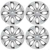 hyundai accent wheel center cap - BDK Durable Hubcaps 15