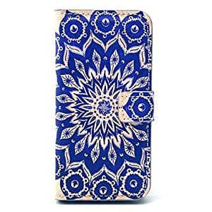 PEACH ships in 48 hours Retro Sunflower PU Leather Case with Card Holder for Samsung Galaxy S4 Mini I9190
