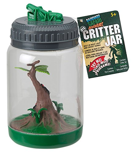 [Backyard Safari Critter Jar] (Firefly Kids Costumes)