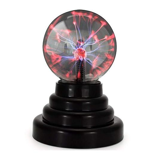 3 pulgadas electro-óptico de la bola USB mágico luz de iones ...