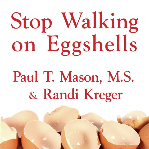 Best walking on eggshells book audio list