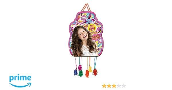 Soy Luna Profile Piñata (Verbetena 014000985)