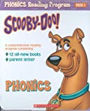 Scooby-Doo Phonics Boxed Set 1, Frances Ann Ladd, 0439664780