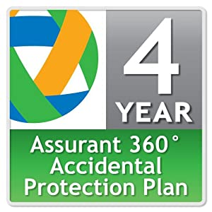 Assurant 4-Year Camera Protection Plan with Accidental Damage ($900-$999.99)