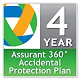 Assurant 4-Year Camera Protection Plan with Accidental Damage ($300-$349.99)
