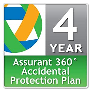 Assurant 360º 4-Year Camera Accidental Damage Protection Plan ($25-$49.99)