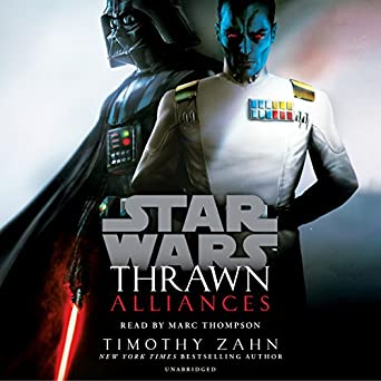 amazon com thrawn alliances star wars audible audio edition