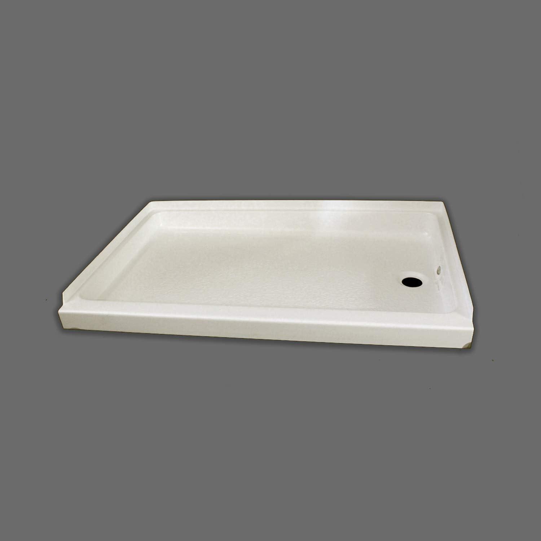 Amazon.com: S.RECREATION SP2436PL Shower PAN 24 X 36 PARCH: Automotive