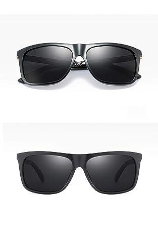 CCDYLQ Gafas de Sol de Negocios para Hombres Mujeres ...