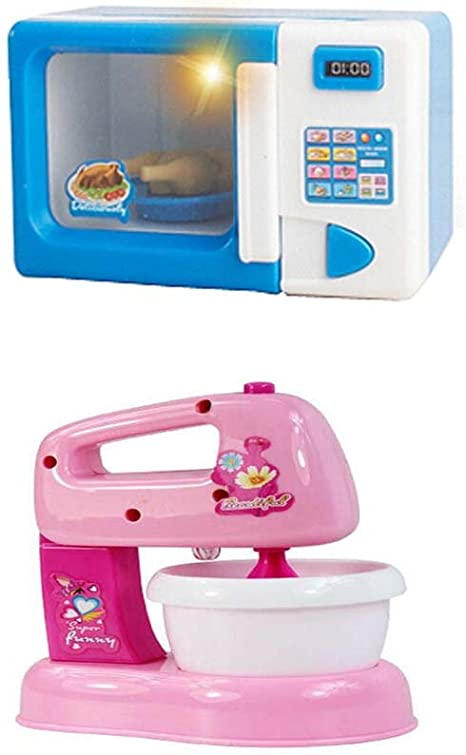 Amazon.com: Lovely Home Appliance modelo juguetes niños vida ...