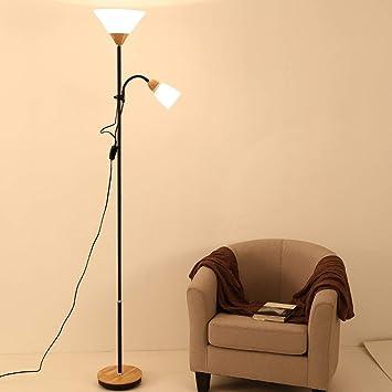 YP Lámpara de pie para el hogar, Lectura de pie en el Piso ...