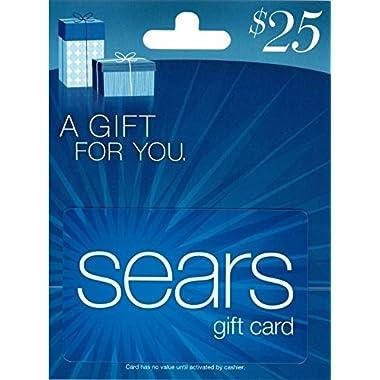 Sears $25 Gift Card