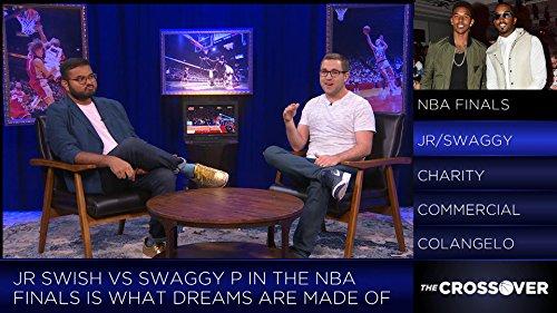 Hip-Hop Legend DMC In Studio + NBA Finals Predictions, JR Swish vs. Swaggy P and Burner Accounts ()