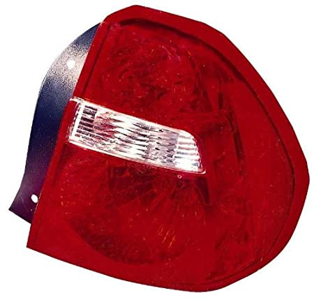Depo 335-1913L-US Chevrolet Malibu Driver Side Replacement Taillight Unit