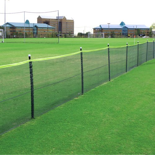 BSN Sports Markers Fencing Package, Blue, (Portable Vinyl Fencing)