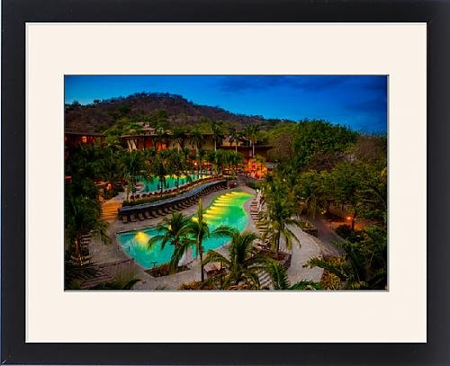 framed-print-of-four-seasons-resort-in-guanacaste-costa-rica-central-america