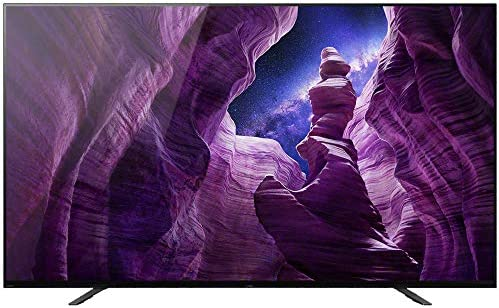 Sony XBR55A8H 55-inch A8H 4K Ultra HD OLED Smart TV (2020) Bundle with 1 Year Extended Protection Plan 51RlcyiwD8L