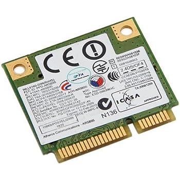 Atheros AR5B95 AR9285 802 11A/B/G/N Half Mini PCI-E Card