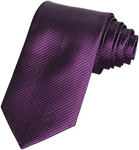 Classic Woven Men's Ties Neckties for Wedding Graduation Party Dress