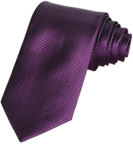 Stripe Classic Woven Neckties Wedding