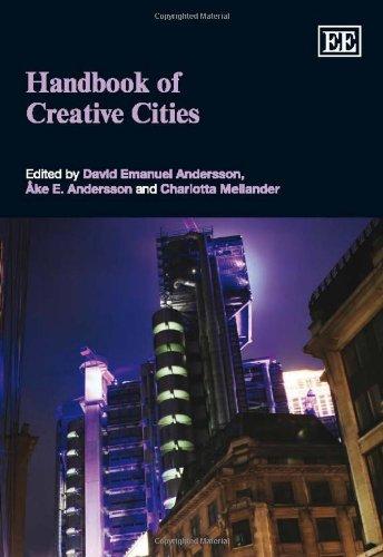 Handbook of Creative Cities (Elgar Original Reference)