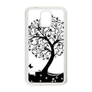 Love Tree Hight Quality Plastic Case for Samsung Galaxy S5 by Maris's Diary