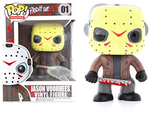 Funko Pop Friday the 13th Jason Voorhees]()