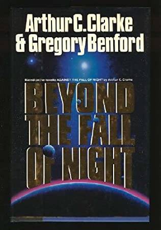 book cover of Beyond the Fall of Night
