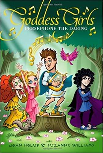 Book Persephone the Daring (Goddess Girls) by Joan Holub (2013-08-06)