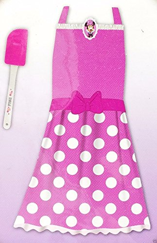 Disney Junior Minnie Mouse Apron Set