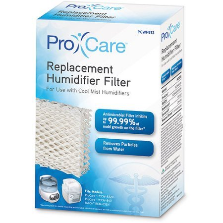 Humidifer Filter & PCWF813-24 for Home or At the Office