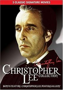 Amazon.com: Christopher Lee Signature Collection ...
