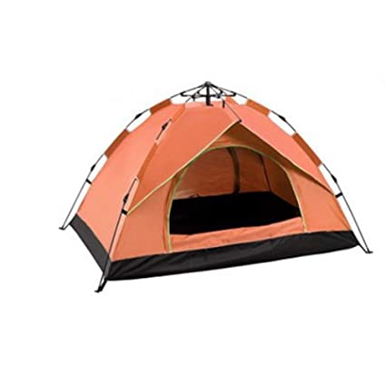 Mehr Person Family Pop Up Dome Zelt Camping Wandern Angeln Beach tent Blue NEW