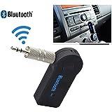 Receptor Bluetooth P2 Usb Adaptador p Áudio Entrada Auxiliar Carro