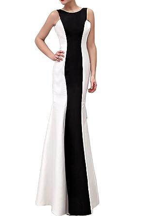 Gorgeous Bride Long Mermaid Scoop Ruffles Prom Evening Wedding Party Dresses-UK Size 6