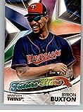 2018 Topps Future Stars #FS-27 Byron Buxton Minnesota Twins Baseball Card