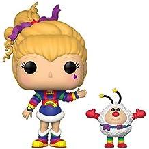 Funko POP animación Rainbow Brite y Twink Coleccionable Figura, multicolor