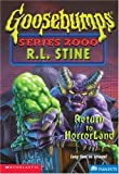 Return to Horrorland (Goosebumps Series 2000, No 13)