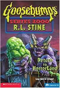 goosebumps the werewolf in the living room return to horrorland goosebumps series 2000 no 13 r l 27231