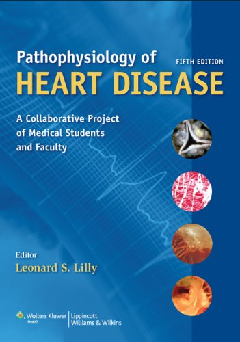 Pdf Medical Books Pathophysiology of Heart Disease: A Collaborative Project of Medical Students and Faculty (PATHOPHYSIOLOGY OF HEART DISEASE (LILLY))